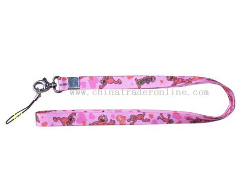 sublimation transfer lanyard