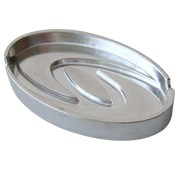 Aluminum alloy ashtray