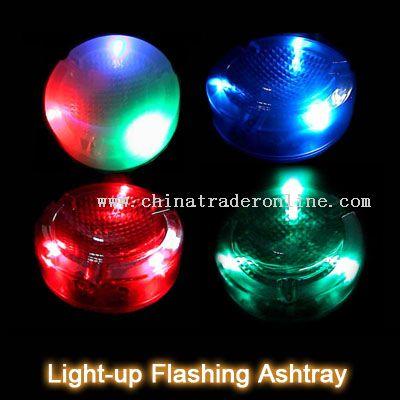 Flashing Ashtray