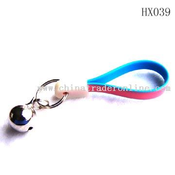Plastic keyholder from China
