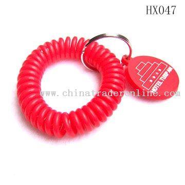 wrist key holder