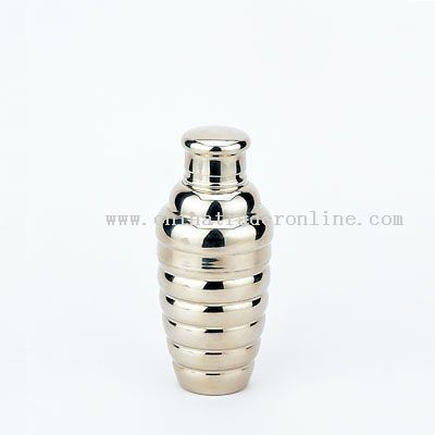 18/8 stainless steel cocktail shaker