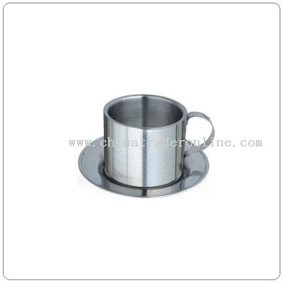 18/8 Stainless Steel Coffee Mug