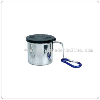 18/8 Stainless Steel Coffee Mug