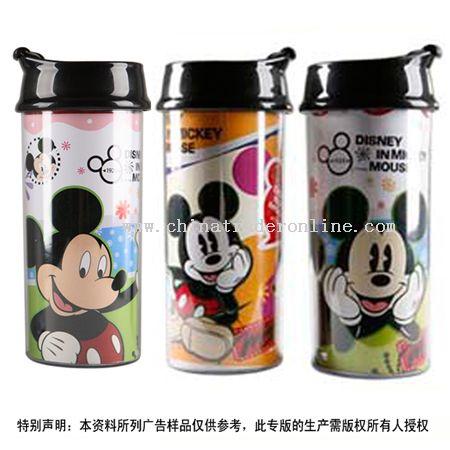 Advertise Bottles for Disney