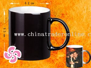 Bone china coffee mug