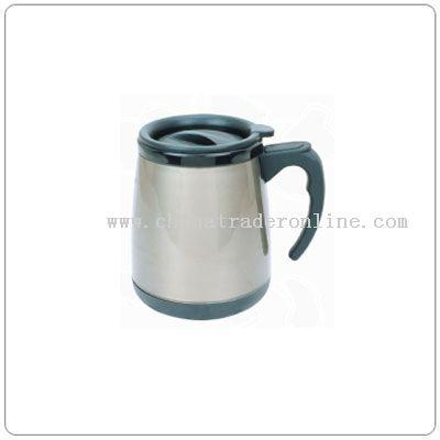 Plastic Auto Mug