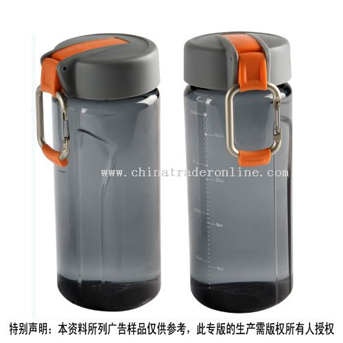 Space Bottles with carabiner