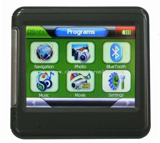 3.5 TFT Navigation GPS