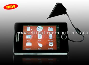 2.6 inch 262K color TFT touch screen MP5 Player