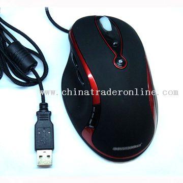 5D Laser Mouse