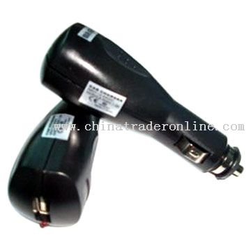 PDA USB Car Charger