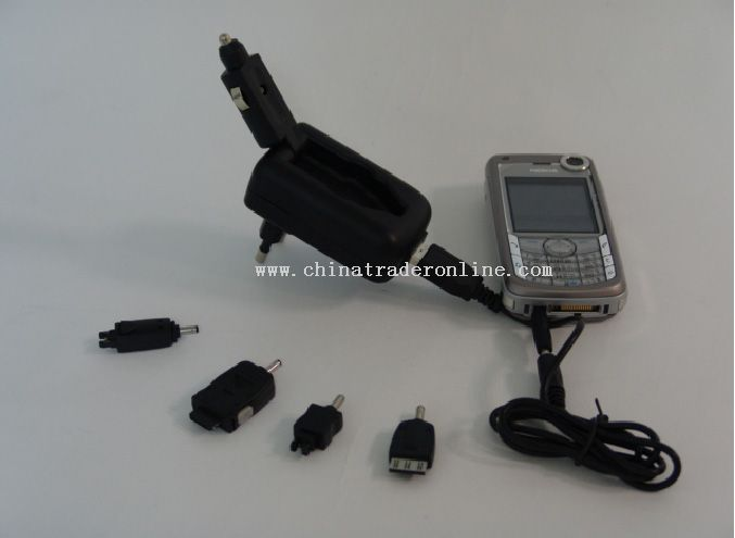 Universal Adapter for Cell Phone