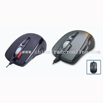 wired 7D Optical mouse