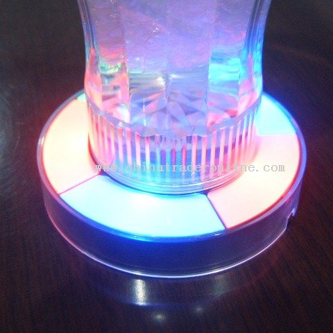 5 LED Sound sensor Coaster Light