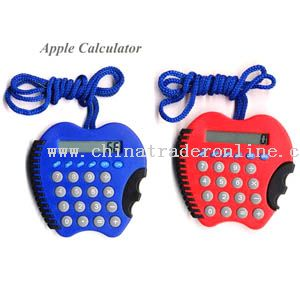 8 digits apple shape calculator With suspensory