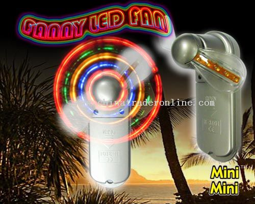 LED FAN from China