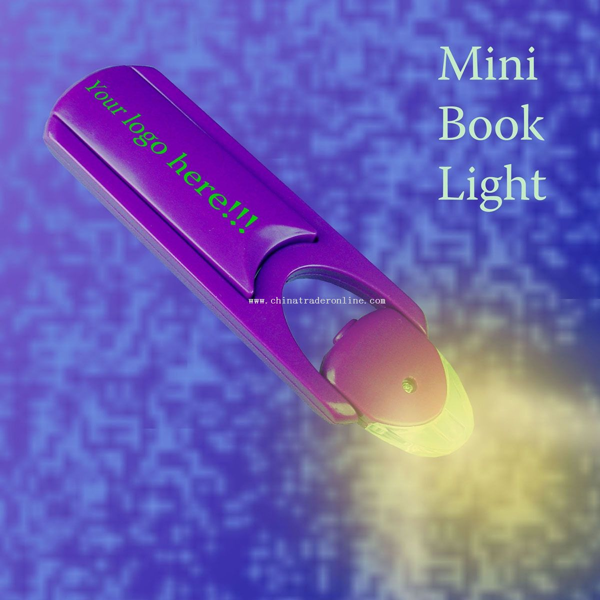 Lighted Book Light