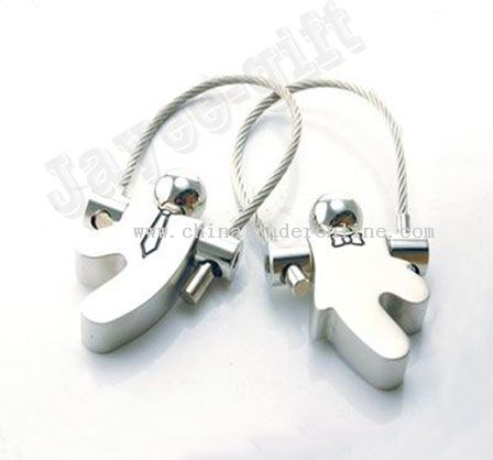 Couple Key chain from China