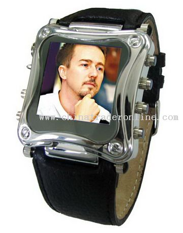 1.5 OLED MP4 Watch from China