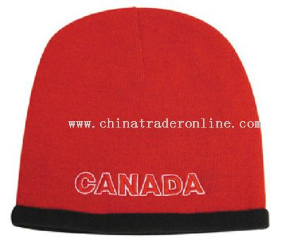 Acrylic Polar Fleece Beanie