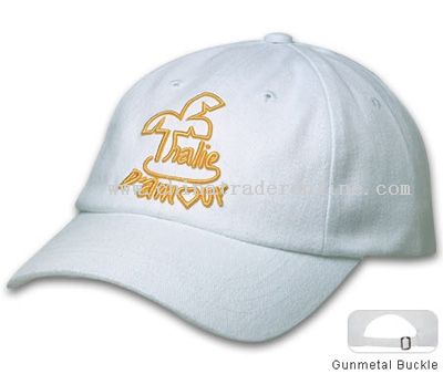Brushed Cotton Comfort Cap