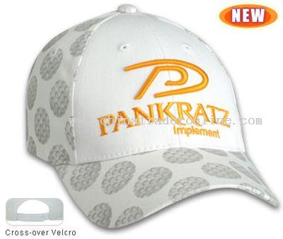 Premium Twill Golf Cap