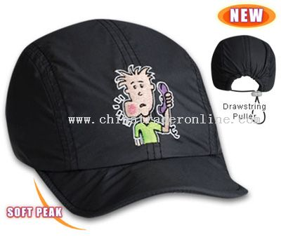 Soft Peak Sports Cap