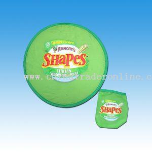 10cm nylon Frisbee