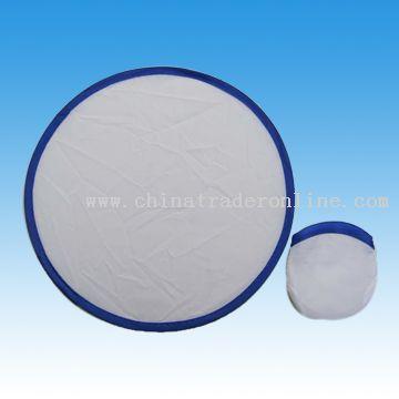 17cm folding Frisbee