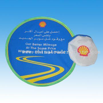 25cm nylon Frisbee