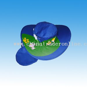 Folding Childrens Hat