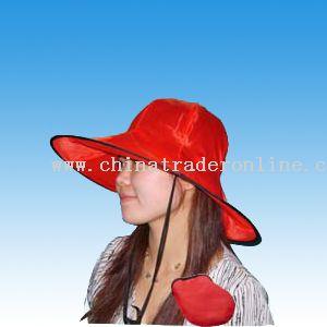 Folding Lady Hat