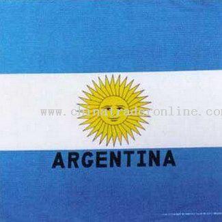 Argentina Flag Bandanas