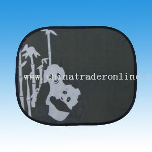 Car Side Window Sunshade from China