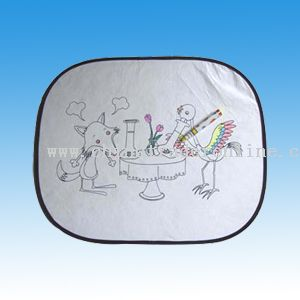 Colorable Side Sunshade