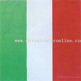 Italy Flag Bandanas from China