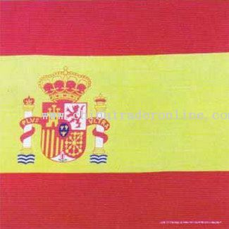 Spain Flag Bandanas