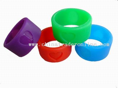 Silicone ring