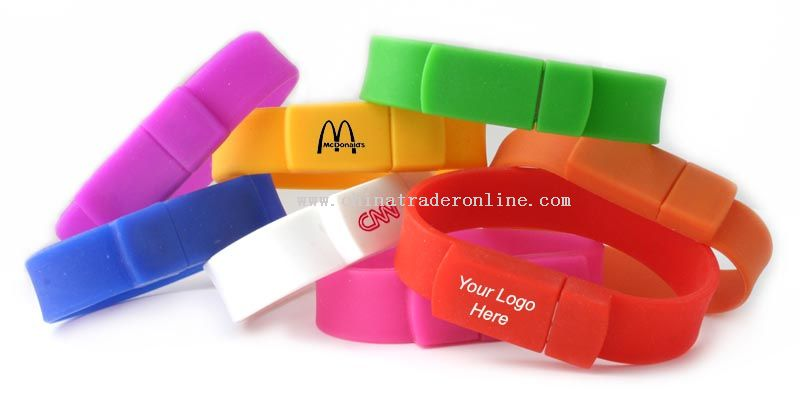 Style USB Bracelet from China