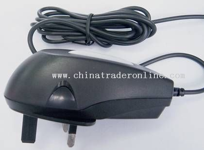 Travel charger from China