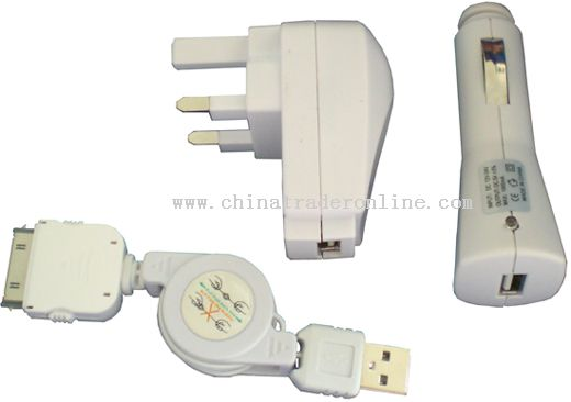Charger for Ipod from China