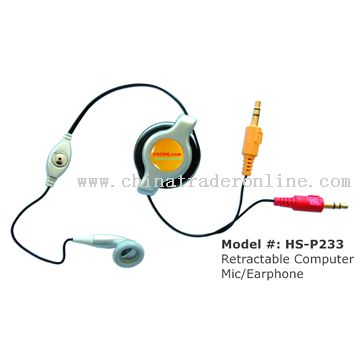 Retractable Headsets