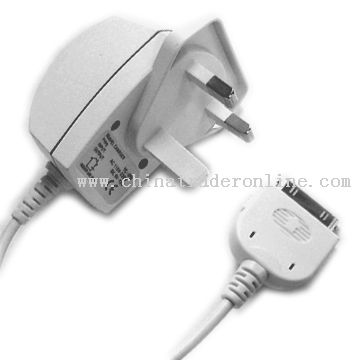Standard Travel Charger for iPod and iPhone