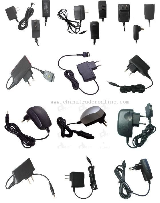 Mobile Phone Trave charger from China