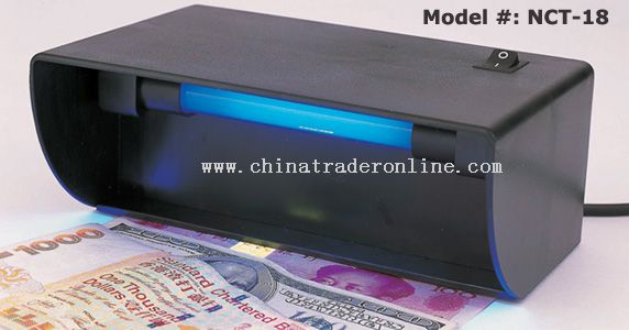 Banknote and counterfeit money detector