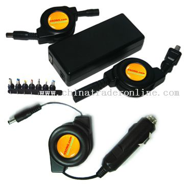 Laptop notebook power charger kit