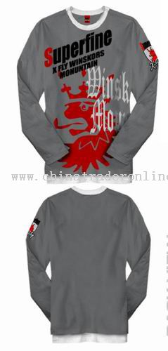 100% cotton jersey T-shirt
