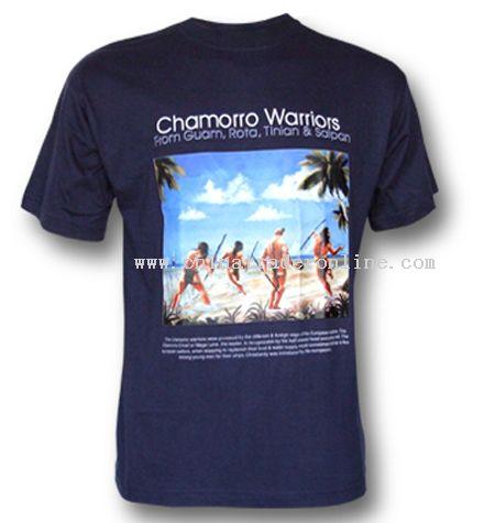Ink Printed T-shirt from China
