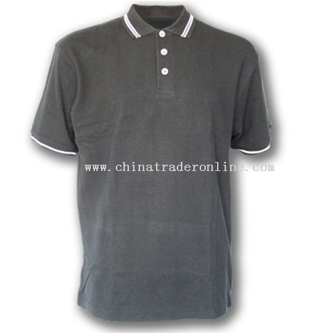 Jacquard Polo Shirt from China